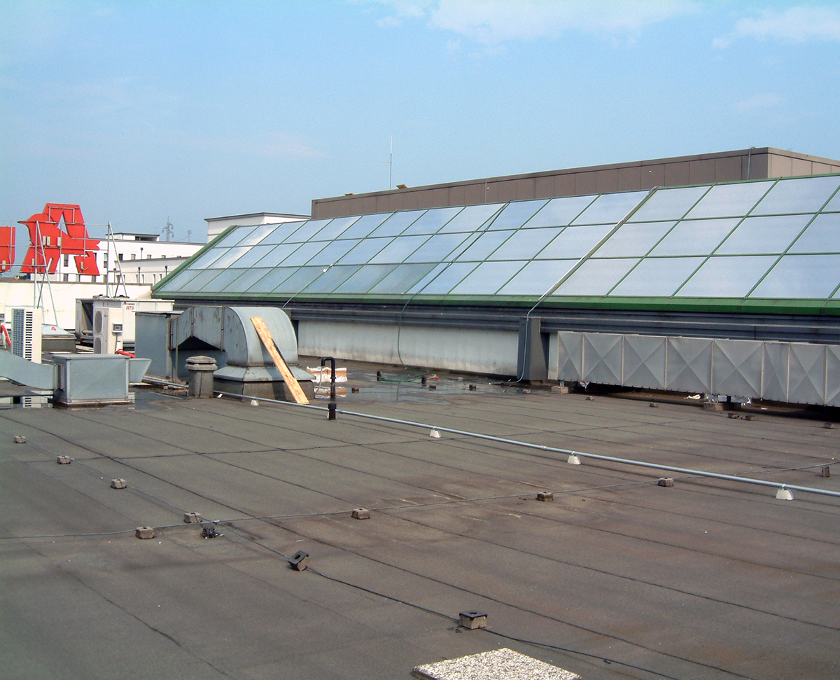 Pellicola solare per lucernari